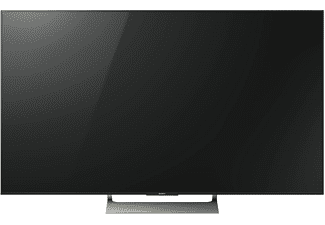 SONY KD49XE9005, 123 cm (49 Zoll), UHD 4K, SMART TV, LED TV, Motionflow XR 1000 Hz, DVB-T2 HD, DVB-C, DVB-S, DVB-S2