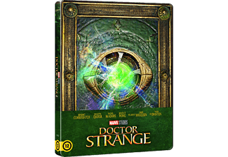Doctor Strange (Steelbook) (Blu-ray)