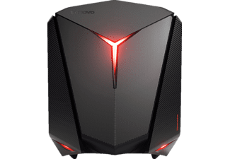 LENOVO IdeaCentre Y720 Cube, Gaming PC mit Core™ i5 Prozessor, 8 GB RAM, 2 TB HDD, 256 GB SSD, GeForce GTX 1060, 6 GB GDDR5 Grafikspeicher