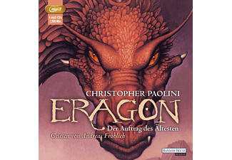 ERAGON 2 - Der Auftrag des Ältesten - 4 MP3-CD - Science Fiction/Fantasy