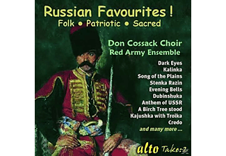 Don Cossack Choir, Red Army Ensemble - Russian Favourites - (CD)