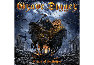 Grave Digger - Return Of The Reaper (Ltd.2LP Black Vinyl) - (Vinyl)