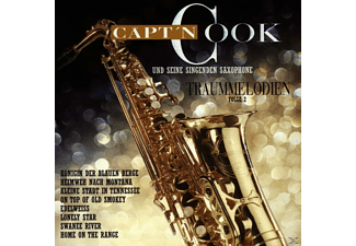 Captain Cook - Traummelodien Folge 02 - (CD)
