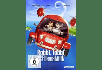 Robbi, Tobbi und das Fliewatüüt [DVD]