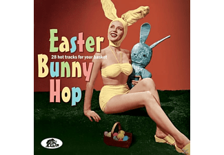 VARIOUS - Easter Bunny Hop (CD) - (CD)
