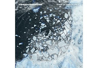 Sleepmakeswaves - Made Of Breath Only - (LP + Download)