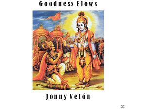 Jonny Velon - Goodness Flows - (Vinyl)