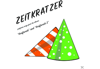 "Zeitkratzer - Performs Songs From ""Kraftwerk"" And ""Kraftwerk 2"" - (CD)"
