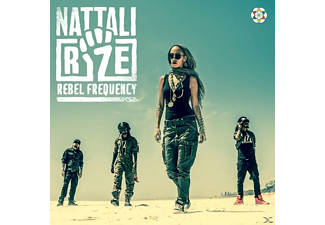 Nattali Rize - Rebel Frequency - (CD)