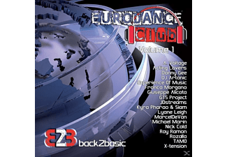 VARIOUS - Eurodance Club Vol.1 (Back To Basic) - (CD)