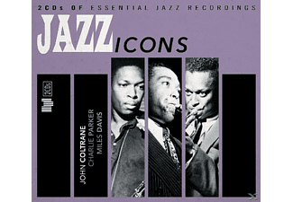 VARIOUS - Jazz Icons - (CD)