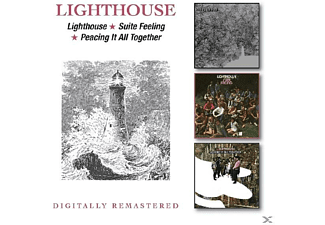 Lighthouse - Lighthouse/Suite Felling/Peaching It All Together - (CD)