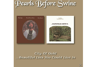 Pearls Before Swine - City of Gold/Beautiful Lies You Could Live In - (CD)