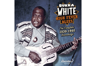 Bukka White - High Fever Blues-The Complete 1930-1940 Record - (CD)
