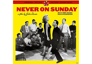 Manos Hadjidakis - Never On Sunday (Ost)+14 Bonus Tracks - (CD)