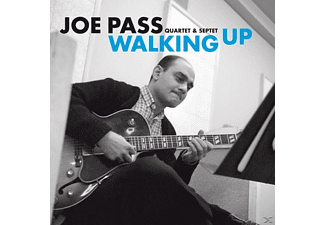 Joe -quartet & Sept Pass - Walking Up - (CD)