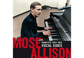 Mose Allison - Complete 1957-62 Vocal Sides+3 Bonus Tracks - (CD)