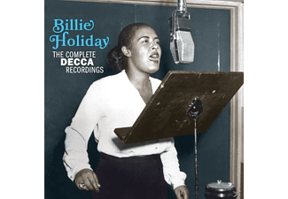 Billie Holiday - The Complete Decca Recordings - (CD)