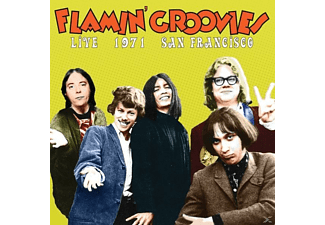 The Flamin' Groovies - Live At 1971 San Francisco - (Vinyl)