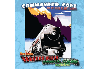 Commander Cody and His Lost Planet Airmen - Live At Ebbet'd Field - (Vinyl)
