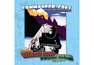 Commander Cody and His Lost Planet Airmen - Live At Ebbet's Field - (Vinyl)