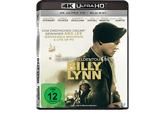 Die irre Heldentour des Billy Lynn (UHD) - (4K Ultra HD Blu-ray)