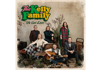 The Kelly Family - We Got Love - (CD)