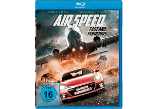 Air Speed - Fast and Ferocious - (Blu-ray)