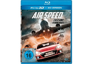 Air Speed - Fast and Ferocious - (3D Blu-ray (+2D))