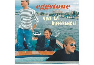 Eggstone - Vive La Difference ! - (Vinyl)
