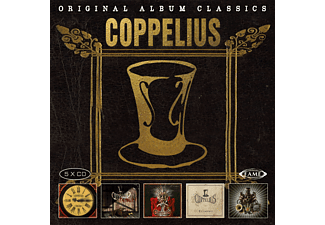 Coppelius - Original Album Classics - (CD)