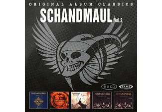 Schandmaul - Original Album Classics,Vol.2 - (CD)
