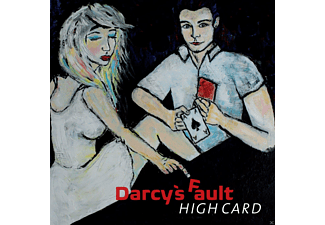 Darcy's Fault - High Card - (CD)