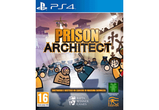 prison architect ps4 spiele online kaufen bei mediamarkt. Black Bedroom Furniture Sets. Home Design Ideas