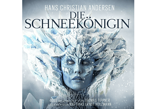 DIe ScHneekönIgIn - H.CH. Anderson - 4 CD - Science Fiction/Fantasy