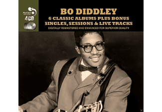 Bo Diddley - 6 Classic Albums - (CD)