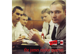 James Quartet Taylor - The Moneyspyder - (CD)