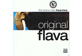 The Brand New Heavies - Original Flavour - (CD)