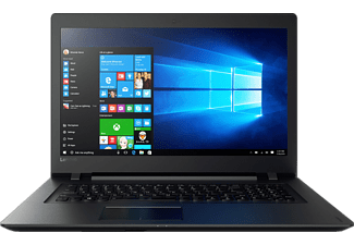 LENOVO IdeaPad 110, Notebook mit 17.3 Zoll Display, Core™ i5 Prozessor, 8 GB RAM, 2 TB HDD, Radeon R5 M430, Black Texture