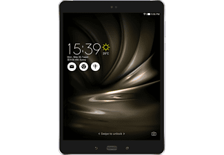 ASUS ZenPad 3S 10 LTE (Z500KL), Tablet mit 9.7 Zoll, 32 GB Speicher, 4 GB RAM, LTE, Android 6.0 (Marshmallow) + ZenUI, Slate Gray