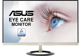 "ASUS VZ 249 Q - 24"" Full HD Eye Care Monitor με IPS Panel Gold"