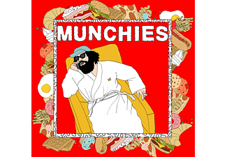 Curly - Munchies (Limitiertes rotes Vinyl+MP3 Code) [LP + Download]