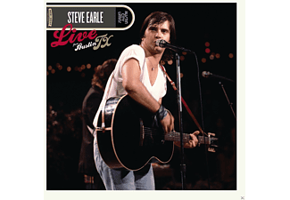 Steve Earle - Live From Austin,TX - (Vinyl)