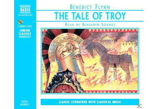 The Tale Of Troy - 2 CD - Hörbuch