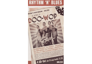 VARIOUS - Rhythm'n'blues Doo Wop - (CD)