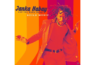 Janka Nabay And The Bubu Gang - Build Music - (LP + Download)