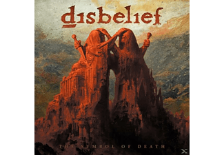 Disbelief - The Symbol Of Death - (CD)