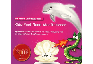 Kids-Feel-Good-Meditationen - 1 CD - Hörbuch