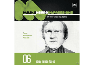 Jerzy Milian - Neuroimpressions - (CD)