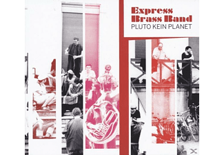 The Express Brass Band - Pluto kein Planet - (LP + Bonus-CD)